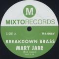Breakdown Brass / Mary Jane c/w The Horseman