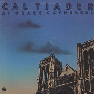 Cal Tjader / At Grace Cathedral front