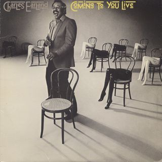 Charles Earland / Coming To You Live