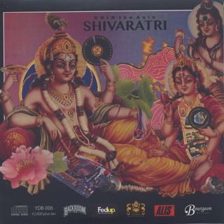 Chin The Asia / Shivaratri back