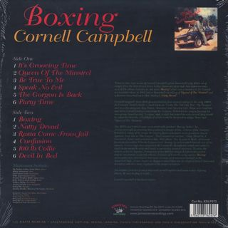 Cornell Campbell / Boxing back