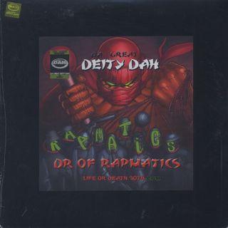 Da Great Deity Dah / Dr Of Rapmatics (LP)