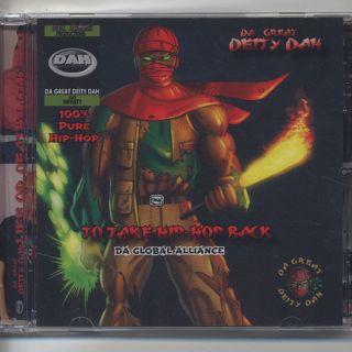 Da Great Deity Dah / To Take Hip-Hop Back. The Global Alliance (CD)