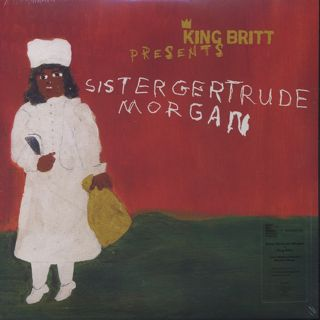 King Britt / Sister Gertrude Morgan - King Britt Presents: Sister Gertrude Morgan / Let's Make A Record