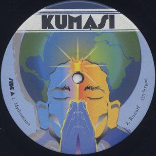 Kumasi / Akoben label
