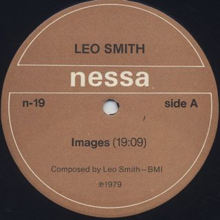 Leo Smith / Spirit Catcher label