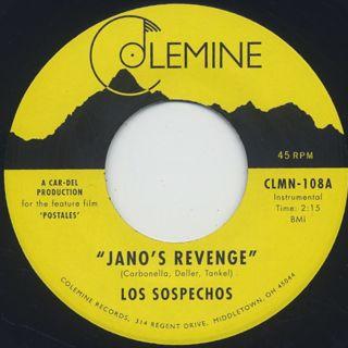 Los Sospechos / Jano's Revenge
