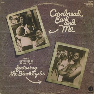 O.S.T.(The Blackbyrds) / Cornbread, Earl And Me
