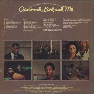 O.S.T.(The Blackbyrds) / Cornbread, Earl And Me back