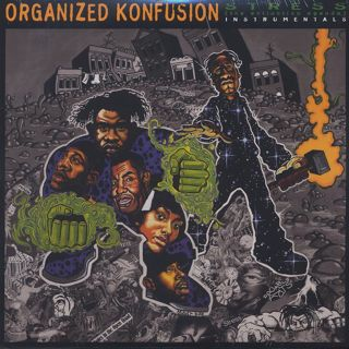 Organized Konfusion / Stress (The Extinction Agenda) Instrumentals