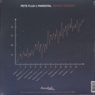 Pete Flux & Parental / Infinite Growth back