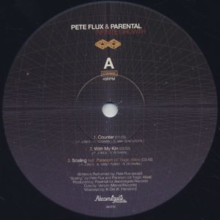 Pete Flux & Parental / Infinite Growth label
