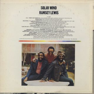 Ramsey Lewis / Solar Wind back