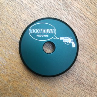 Root Down Records x Union Products 7inch Adapter (Green)