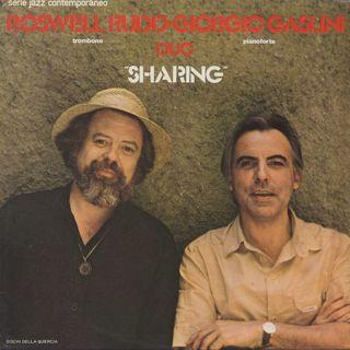 Roswell Rudd - Giorgio Gaslini Duo / Sharing