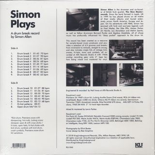 Simon Allen / Simon Plays back