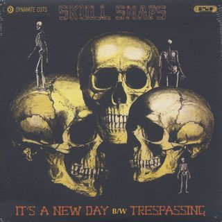 Skull Snaps / It's A New Day c/w Tresspassing front