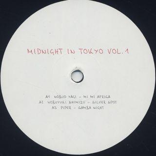 V.A. / Midnight In Tokyo vol.1 label