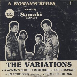 Variations / A Woman's Blues