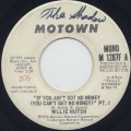 Willie Hutch / If You Ain't Got No Money (You Can't Get No Honey)-1