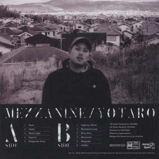Yotaro / Mezzanine back