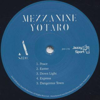 Yotaro / Mezzanine label