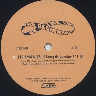 Beginning Of The End / Fishman label