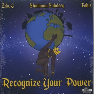 Edo. G, Shabaam Sahdeeq, Fokis / Recognize Your Power