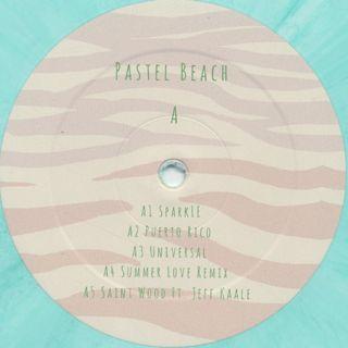 Engelwood / Pastel Beach label