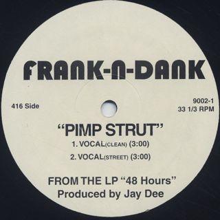Frank-N-Dank / Ma Dukes label