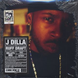 J Dilla / Ruff Draft (Dilla's Mix)(2LP)