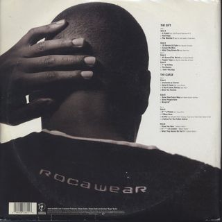 Jay-Z / The Blueprint 2 (The Gift & The Curse) back