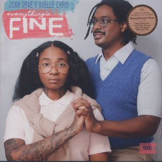 Jean Grae & Quelle Chris / Everything's Fine front