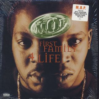 M.O.P. / First Family 4 Life front