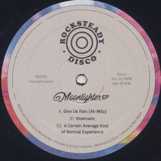 Moonlighter / Moonlighter EP back