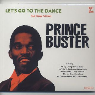 Prince Buster / Let's Go To The Dance (CD) front
