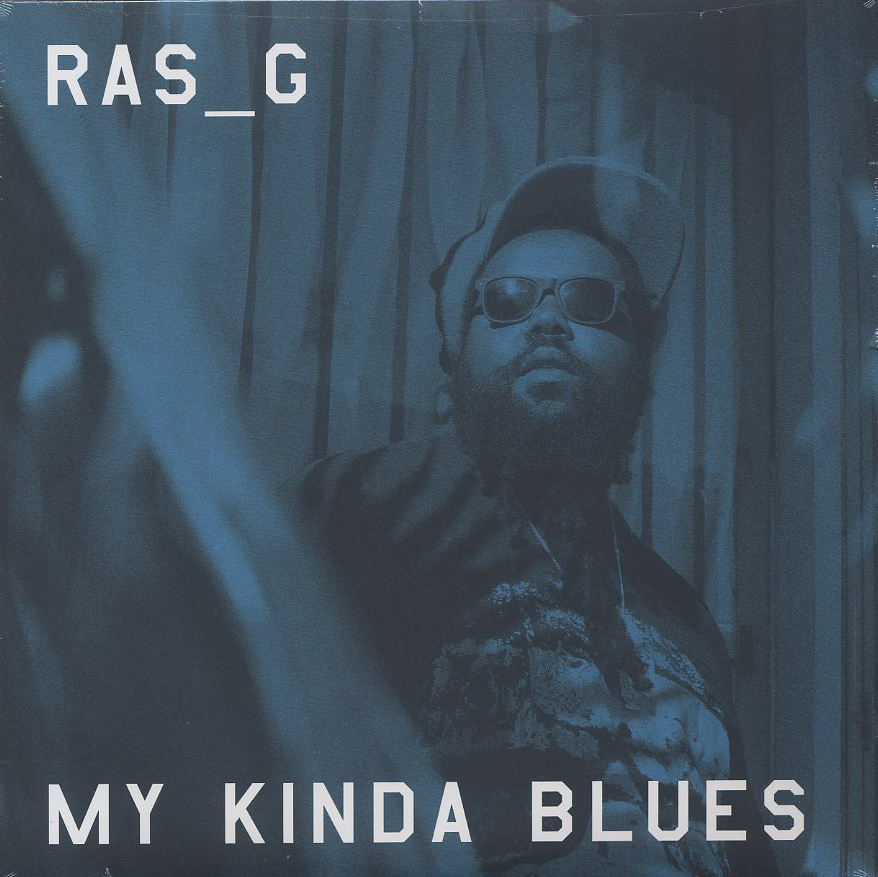Ras G / My Kinda Blues (LP)
