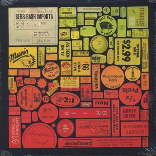 Sebb Bash / Imports (2LP)