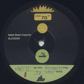 Sebb Bash / Imports (2LP) label