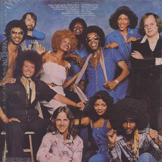 Sly and The Family Stone / Heard Ya Missed Me, Well I'm Back back