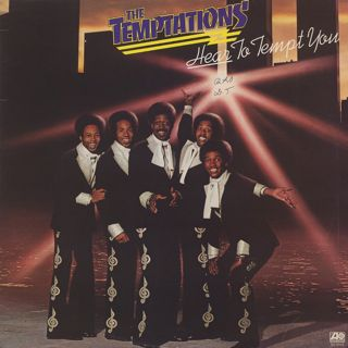 Temptations / Hear To Tempt You front