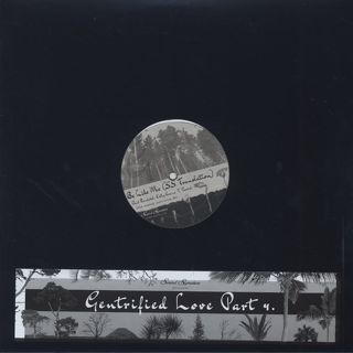 Theo Parrish / Gentrified Love Part 4 front