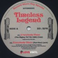 Timeless Legend / Everybody Disco