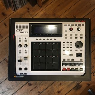 AKAI MPC2500 Special Edition front