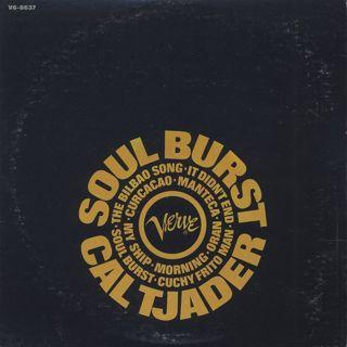 Cal Tjader / Soul Burst back