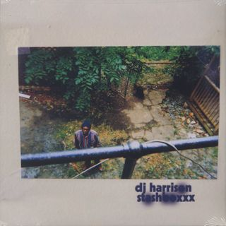 DJ Harrison / Stashboxxx (2LP)