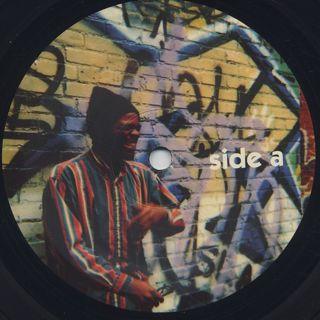 DJ Harrison / Stashboxxx (2LP) label