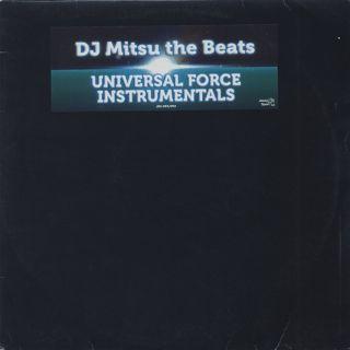 DJ Mitsu The Beats / Universal Force Instrumentals