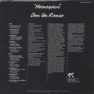 Dom Um Romao / Hotmosphere back
