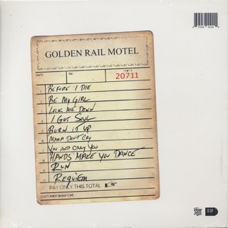 Eamon / Golden Rail Motel back